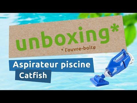 Unboxing du Catfish
