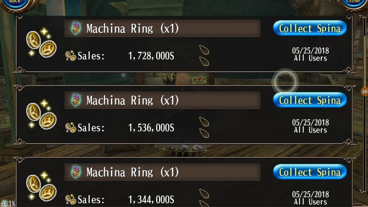 Toram Online: How to get MACHINA RING FASTEST | GUIDE for