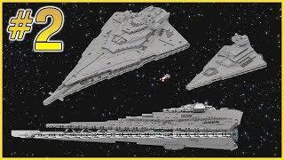 INSTRUCTIONS: LEGO First Order Resurgent Star Destroyer (PART 2/3)
