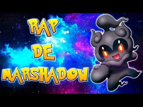 RAP DE MARSHADOW | RAP DE POKEMON EN ESPAÑOL | CASG
