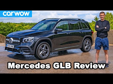 External Review Video xW-RSl1c3aQ for Mercedes-Benz GLB-Class Crossover (X247)