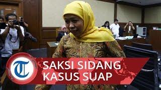 Gubernur Jatim Khofifah Jadi Saksi Romahurmuziy terkait Sidang Kasus Suap Jual Beli Jabatan