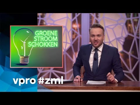 Zelený proud