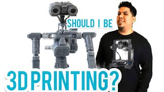 3D Printing - Should I be printing in 2020? Ender 3 and Creality CR10