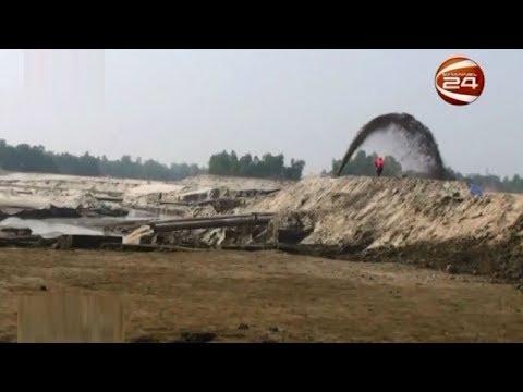 টাঙ্গাইলে দশ বছরেও শেষ হয়নি বুড়িগঙ্গা নদী পুনরুদ্ধার প্রকল্প