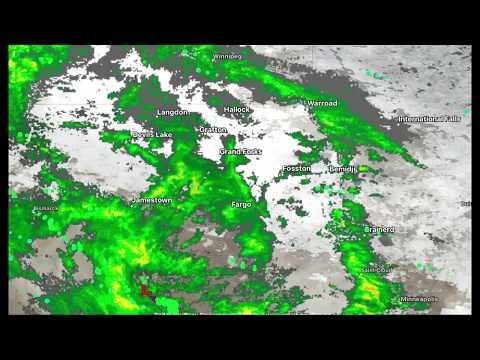 NATIONAL WEATHER SERVICE: Latest On Storm Advisory