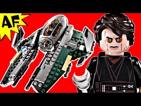 Vidéo LEGO Star Wars 9494 : Le Jedi Interceptor d'Anakin