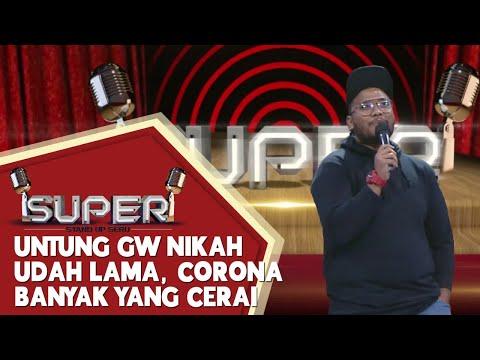 stand up comedy patra gumala kata istri gw gw lucu kok walaupun eliminasi pertama - super