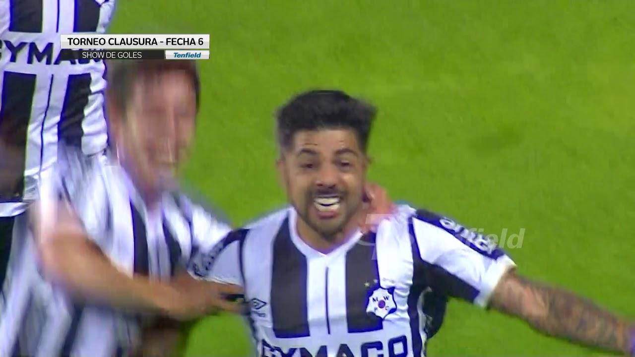 Show de goles de la fecha 6 del Clausura 2019
