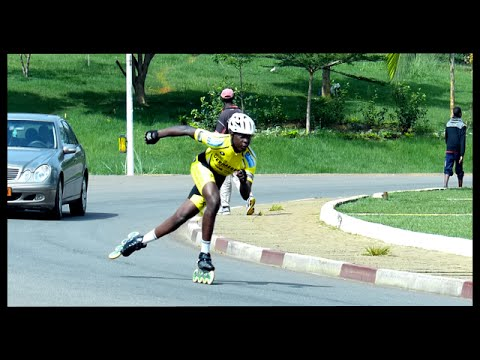 Roller de vitesse Cameroun (Speed Skating