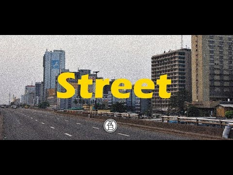 "Burna Boy Type Beat x Zanku Afrobeat Instrumental - ""Street"" | Prod. by Anzybeats"
