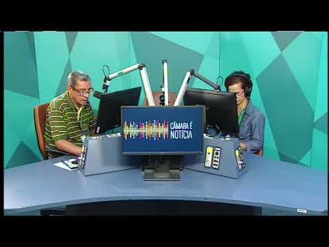 Câmara é Notícia 21h | Maia defende COAF no BC - 20/08/2019
