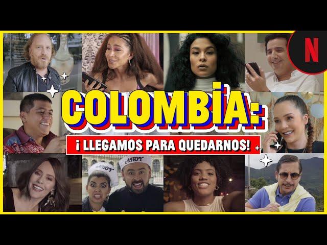 Netflix tendrá una nueva casa en Colombia
