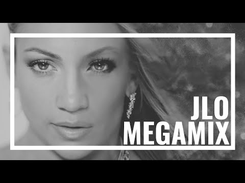 Jennifer Lopez Megamix 2020: The Evolution of JLo [20 Years of Hits!]