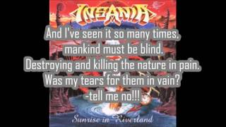 Insania - Sunrise in Riverland - Tears of the nature