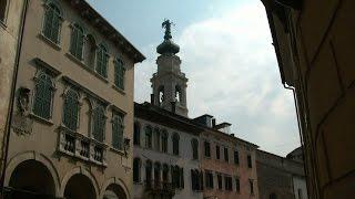 preview picture of video 'Belluno Centro storico'