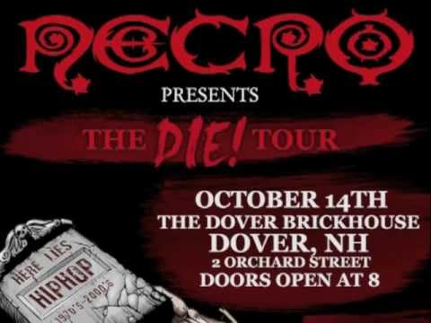 NECRO Live in New Hampshire (Promo Video)