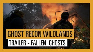 "EL SEGUNDO DLC DE ""GHOST RECON WILDLANDS"" YA ESTÁ DISPONIBLE"