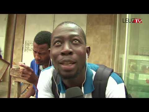 L'équipe de France championne du monde de football: Les sénégalais jubilent