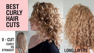 Best Haircuts For Curly And Wavy Hair - Hair Romance Good Hair Q&A #12