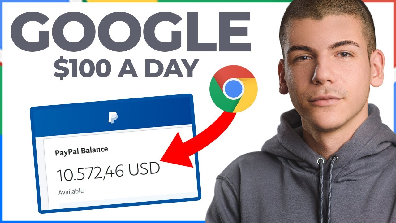 How To Generate Income With Google|FINEST Work From House Tutorial thumbnail