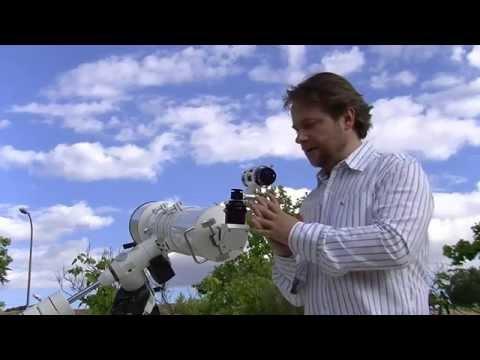 Alinear el buscador del Telescopio