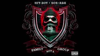 Hit Boy, SOB X RBE   Family Not A Group (Instrumental) (reprod. By Paul The Baker)