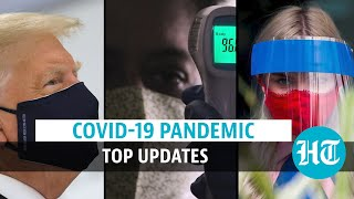 Covid update: Trump 'doing well'; India's 100k deaths; UK vaccine's likely date - Download this Video in MP3, M4A, WEBM, MP4, 3GP