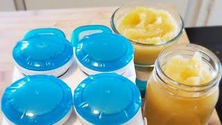 Homemade Healthy Baby Food