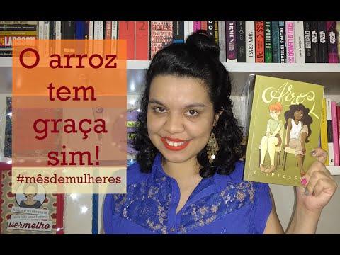 ARROZ, DE ALE PRESSER | Despindo Estórias