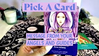 Messages From Your Angels And Guides 🔮PICK A CARD 🔮