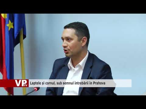 Laptele și cornul, sub semnul întrebării în Prahova