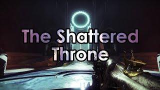 Destiny 2: The Shattered Throne Guide - Bosses, Chests, Ahamkara Lore Bone Locations