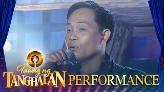 Ronald Torrero | Ngayon at Kailanman | Tawag Ng Tanghalan