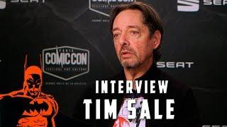 Comic Con Paris 2017: l'Interview de Tim Sale
