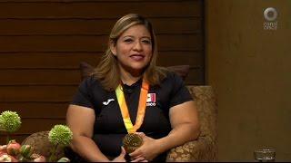 Conversando con Cristina Pacheco - Amalia Pérez