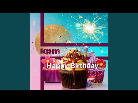 School Choir Orchestral Happy Birthday