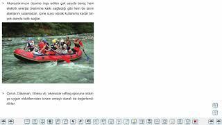 Eğitim Vadisi 10.Sınıf Coğrafya 8.Föy Türkiye'nin Su Varlığı 1 Konu Anlatım Videoları