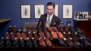 Kirby Allisons Shoe Collection