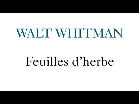 Vidéo de Walt Whitman