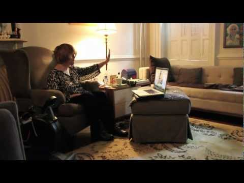 Woman Uses Kinect To Send Email For The First Time Since Her Stroke Twelve Years Ago