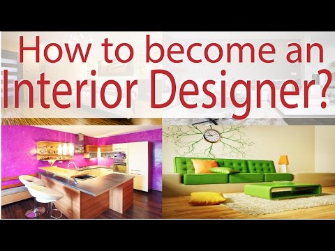 How to become an Interior Designer? - YouTube