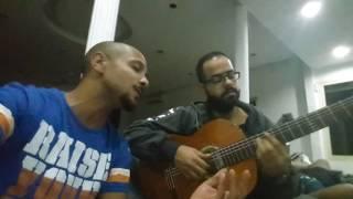 تلاقينا - فرقة الاخوة (cover)