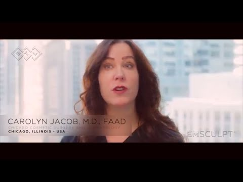 EMSCULPT Bringing Booty Back - <strong>M.D. Carolyn Jacob</strong>