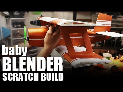 flite-test--baby-blender-biplane--scratch-build