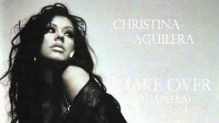 Christina Aguilera - Make Over (Acapella)