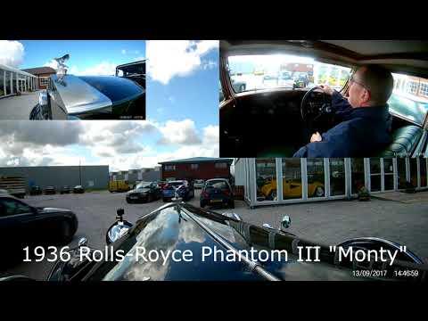 General Montgomery's Rolls Royce Phantom III