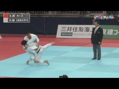 男子81kg級決勝戦