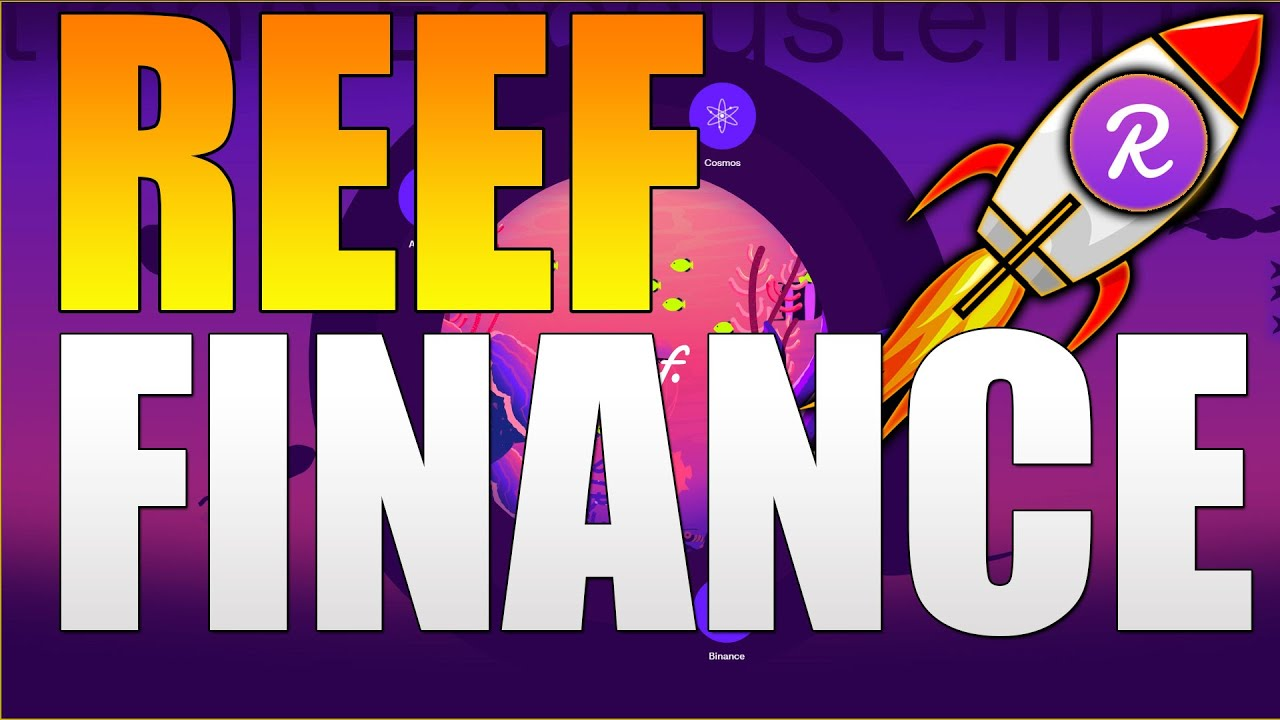 Reef Financing Rate Forecast - REEF Rate Forecast - REEF Cost Boost - Crypto REEF Coin thumbnail