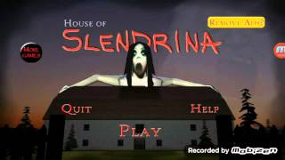 "LP Indi Horror Game : ""Slendrina,, [german]"